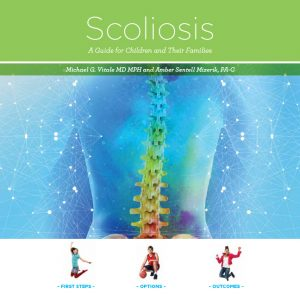 Scoliosis -Book Design - Cover