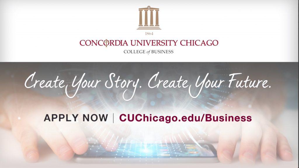 Concordia University Chicago Promo Video Outro